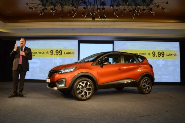 Renault Captur launched in India (2)