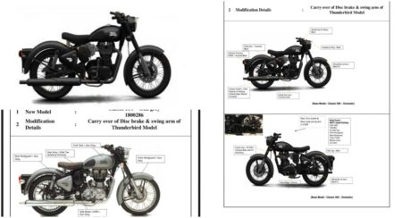Royal Enfield Classic Range With New Features And Colour Options Coming Soon