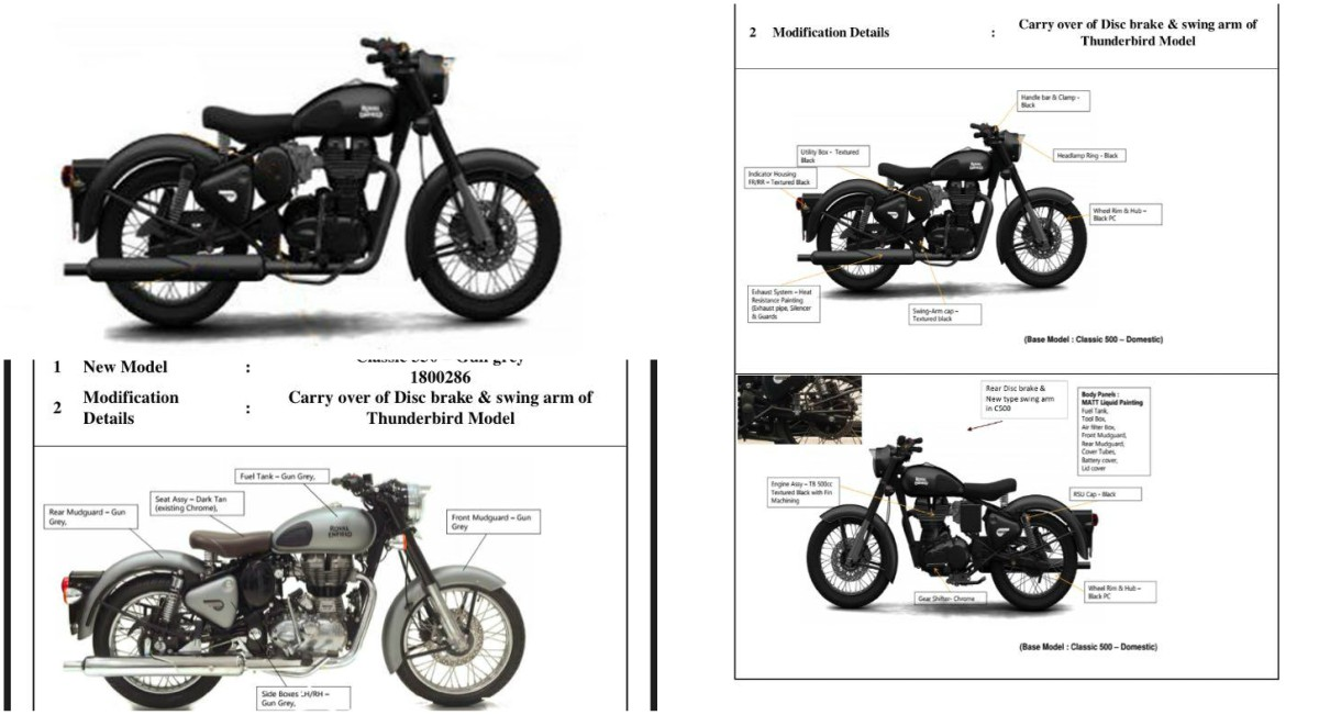Royal Enfield Classic Range With New Features And Colour Options Coming Soon Motoroids