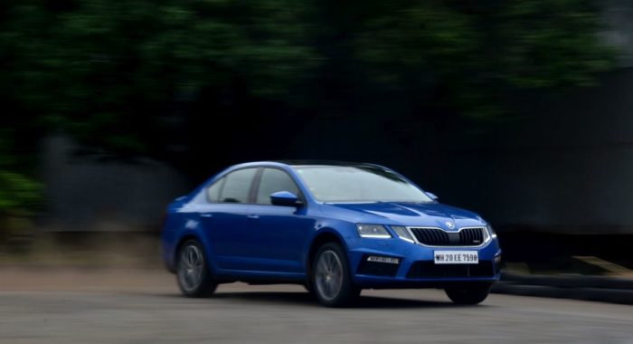 video: watch this modified skoda octavia rs hit 277 kmph on indian