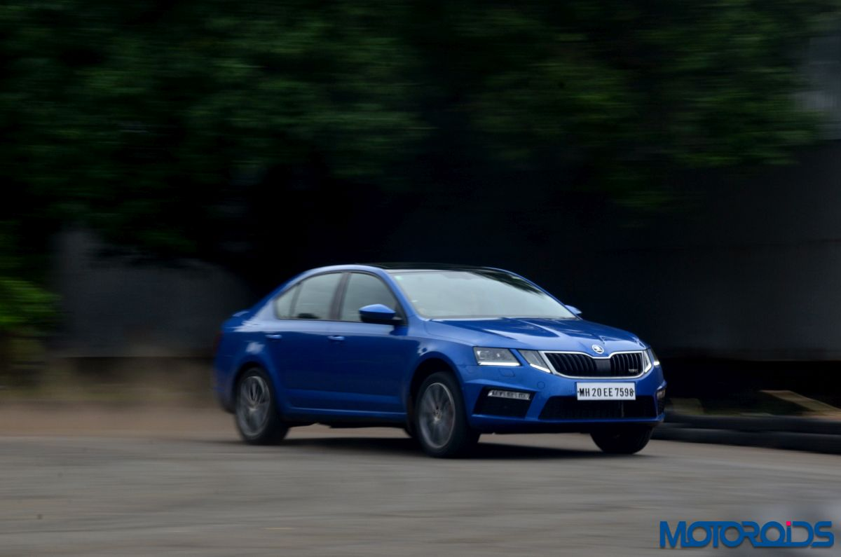 VIDEO: Watch This Modified Skoda Octavia RS Hit 277 Kmph On