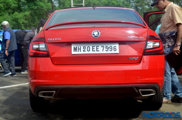 Skoda-Octavia-RS-230-India-exhaust-2-600x398