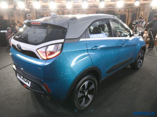 Tata Nexon India launch (5)