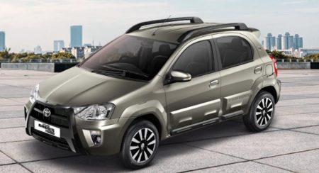 Toyota Etios Cross X Edition (1)