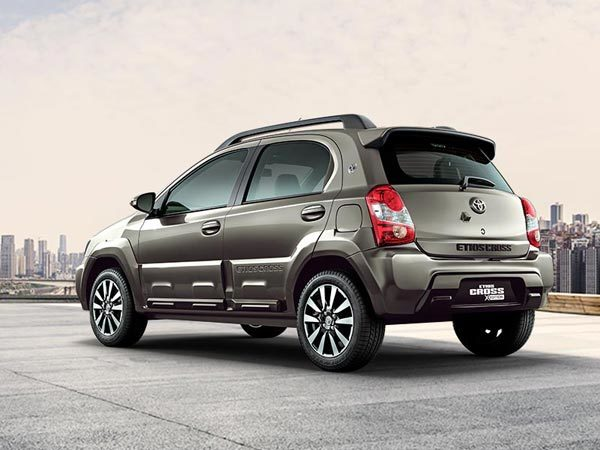 Toyota Etios Cross X Edition Launched In India | Motoroids