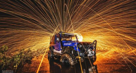 This tuned Mahindra Thar is definitely one of the brightest sparklers in the Country