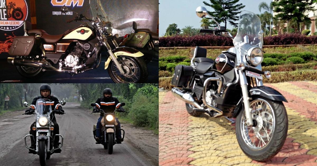 Um Renegade Commando Classic India Review Price Specs Mileage And Image Gallery Motoroids