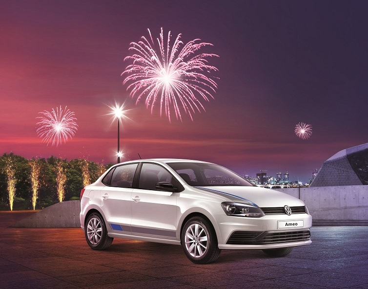 Volkswagen celebrates 10th anniversary with limited edition models