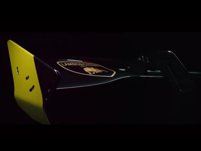 Lamborghini to unveil Huracán Super Trofeo EVO