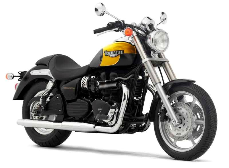 New Triumph Bonneville Speedmaster coming