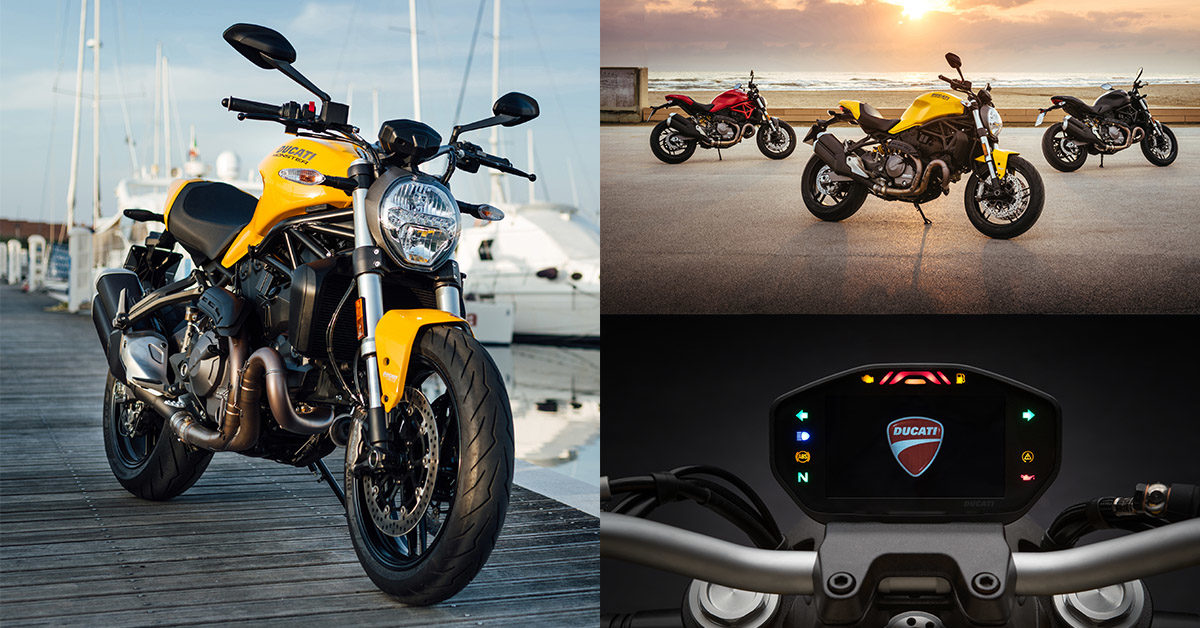 2018 Ducati Monster 821 – Feature Image (1)