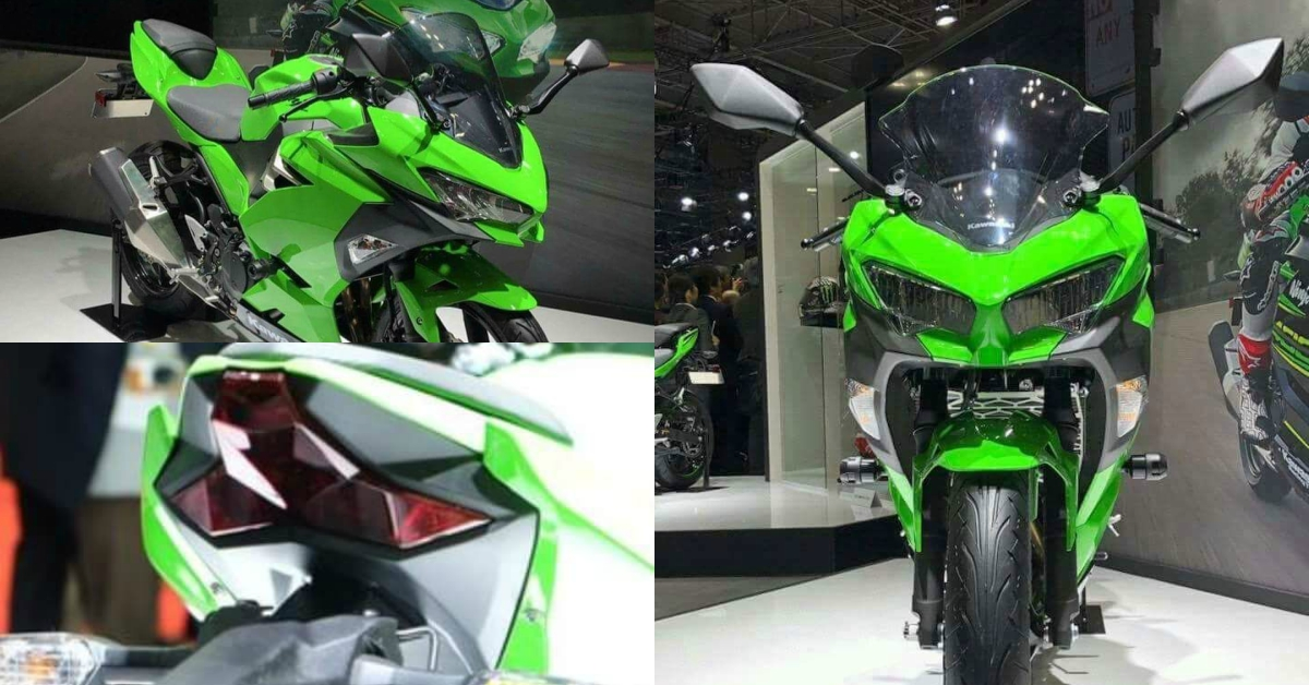2018 Kawasaki Ninja 250 Images Features Tech Specs And All You