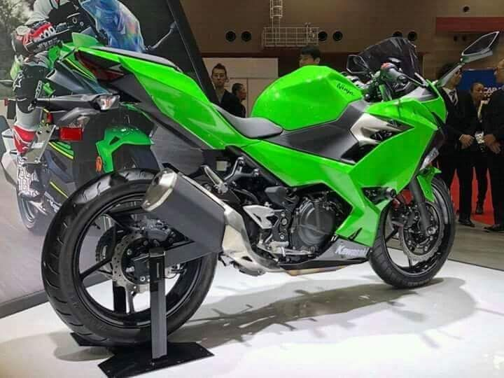 2018 Kawasaki Ninja 250 Images Features Tech Specs And All