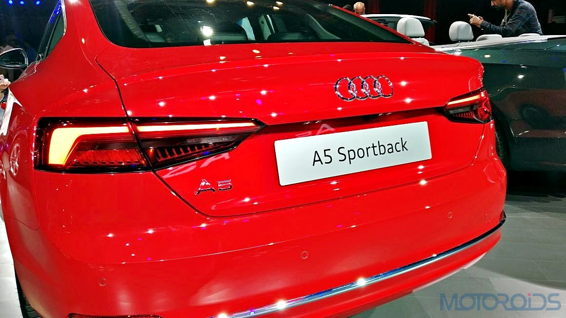 Audi A5 Sportback, A5 Cabriolet and S5 Sportback Launched ...