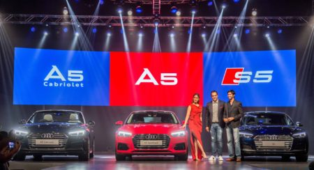 Audi A5 BratPack India Launch - Official Images (2)