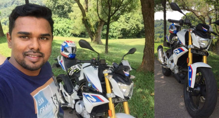 BMW G 310 R User Review - Immanuel Vj - Feature Image (1)