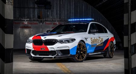 BMW M5 Safety Car For MotoGP (12)