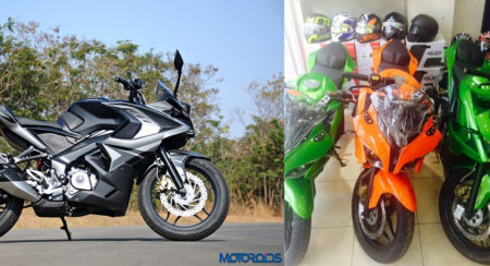 Dealer-Level Modification Gives Access To More Colour Options For Bajaj RS200 - Feature Image