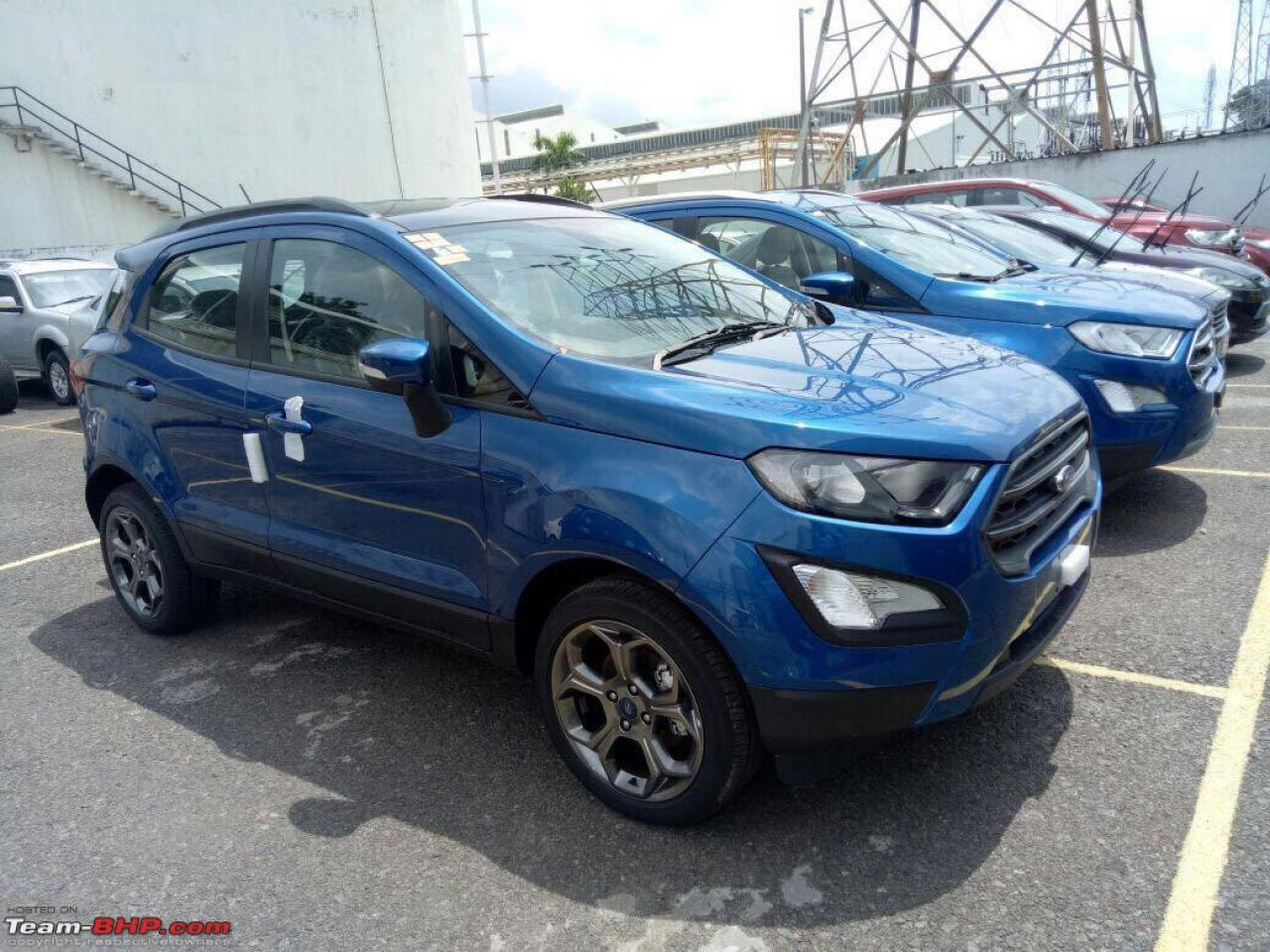 updated new 2017 ford ecosport india launch expected specs price images features and. Black Bedroom Furniture Sets. Home Design Ideas