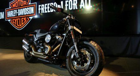 Harley-Davidson MY18 Fat Bob India Launch