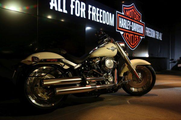 Harley-Davidson MY18 Fat Boy India Launch