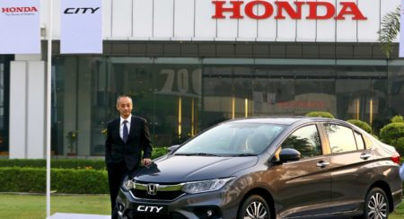Honda City Completes 20 Years In India