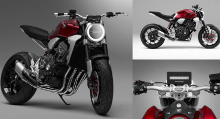 Honda Neo Sports Cafe Concept Previewed Ahead Of 2017 EICMA Debut - Feature Image (1)