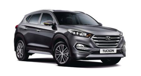 Hyundai TUCSON 4WD (1)