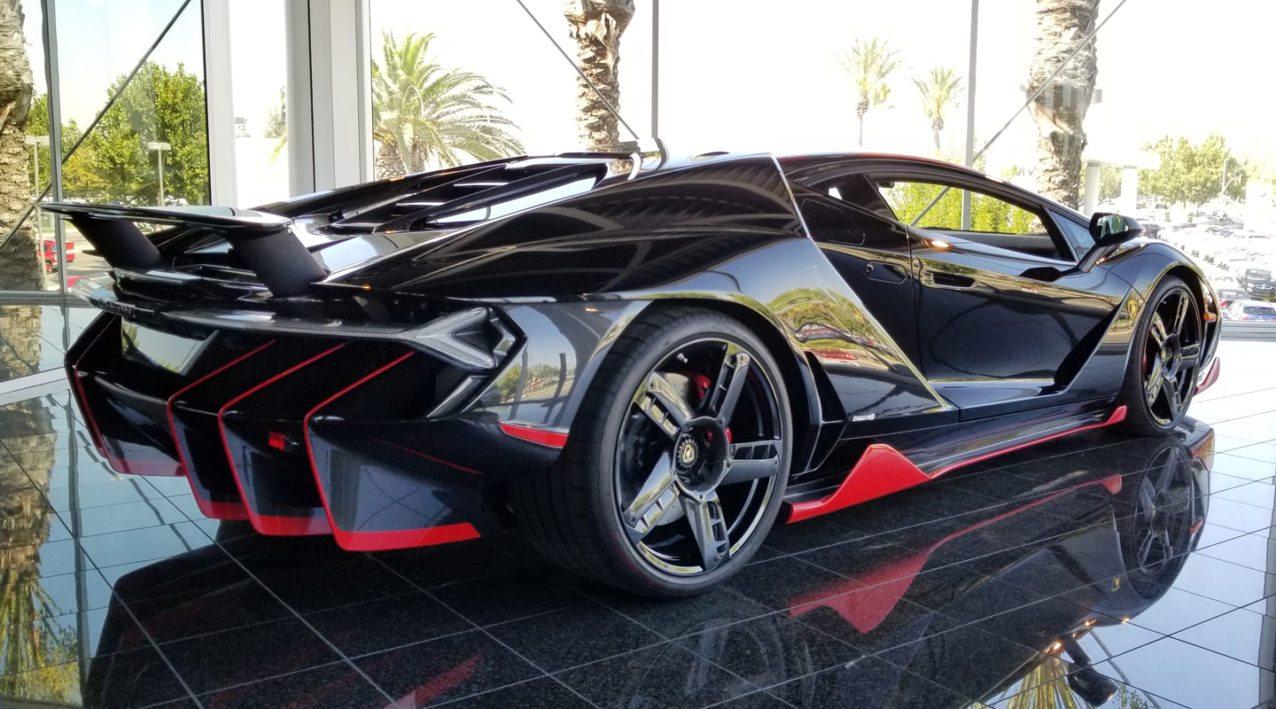 Lamborghini Centenario For Sale 8