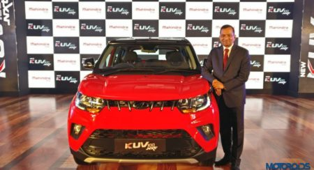 Mahindra KUV100 facelift (2)