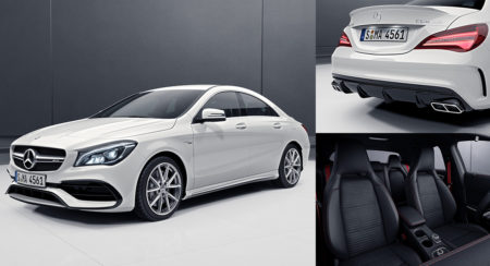Mercedes-AMG CLA 45 - Official Images - Feature Image (1)