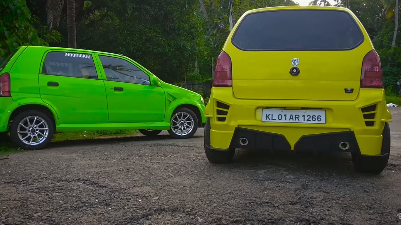 Modified-Maruti-Alto