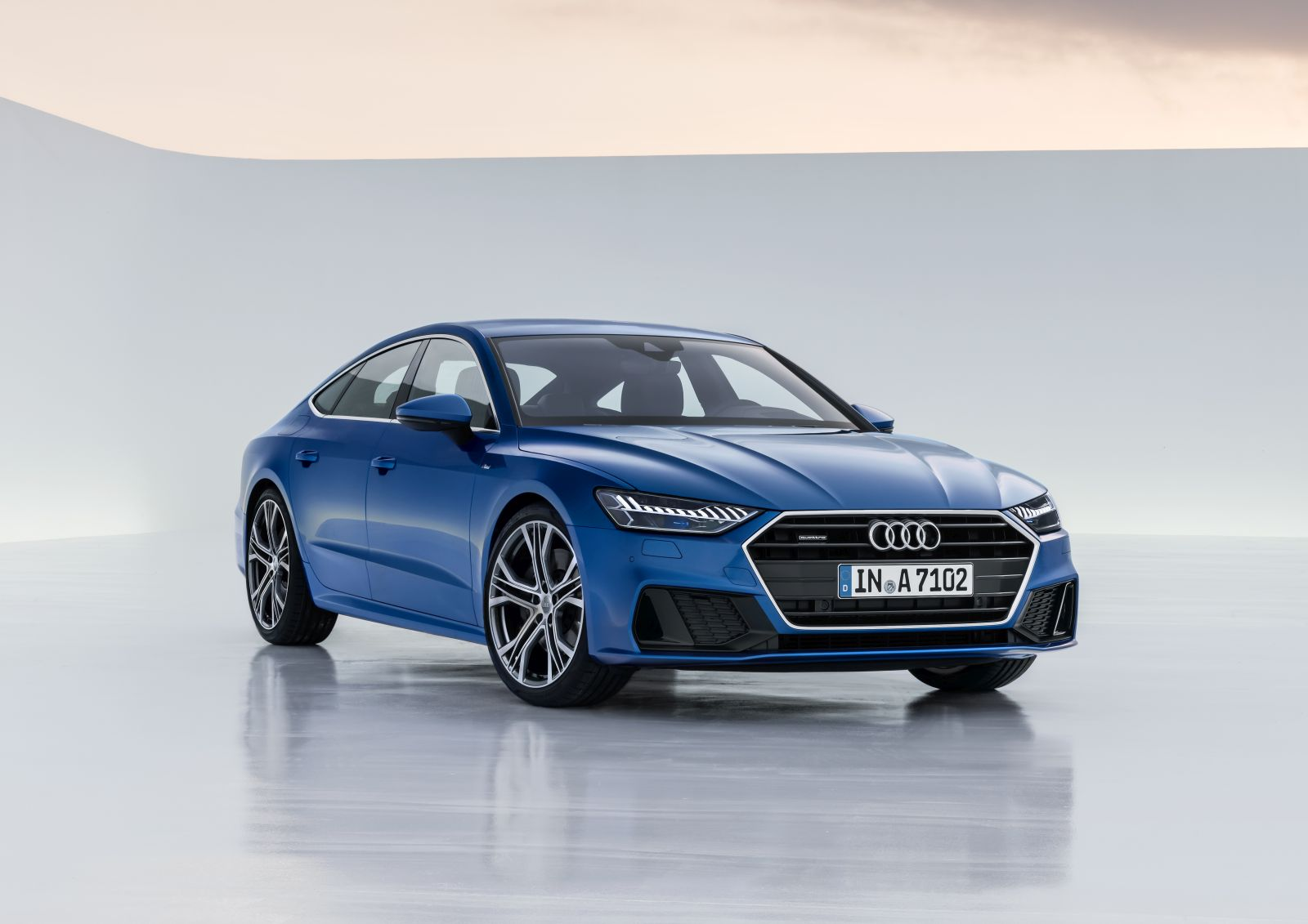 2018 Audi A7 >> New 2018 Audi A7 Sportback Images, Features, Tech Specs, Fuel Economy And Details | Motoroids