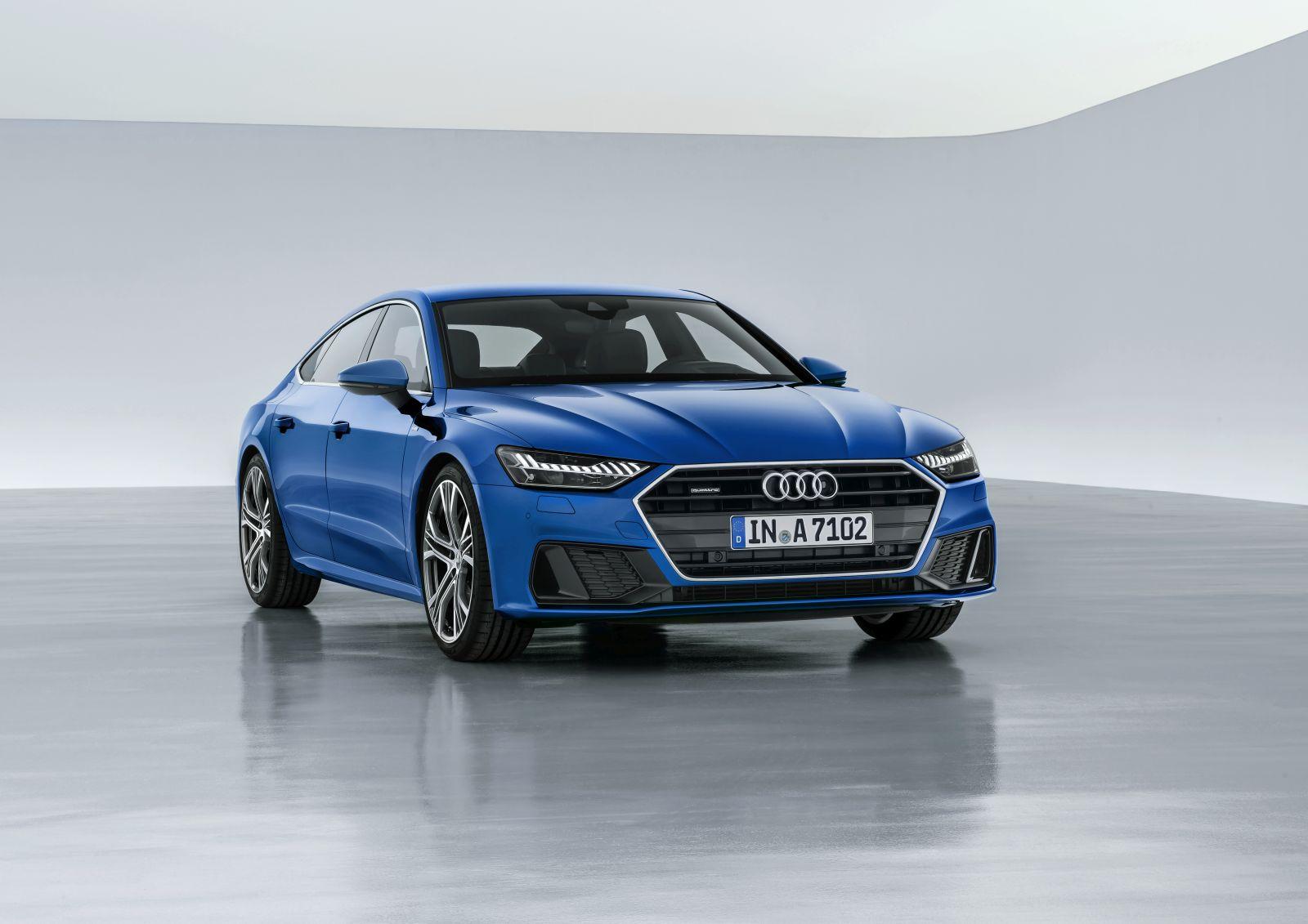 New 2018 Audi A7 Sportback Images Features Tech Specs Fuel