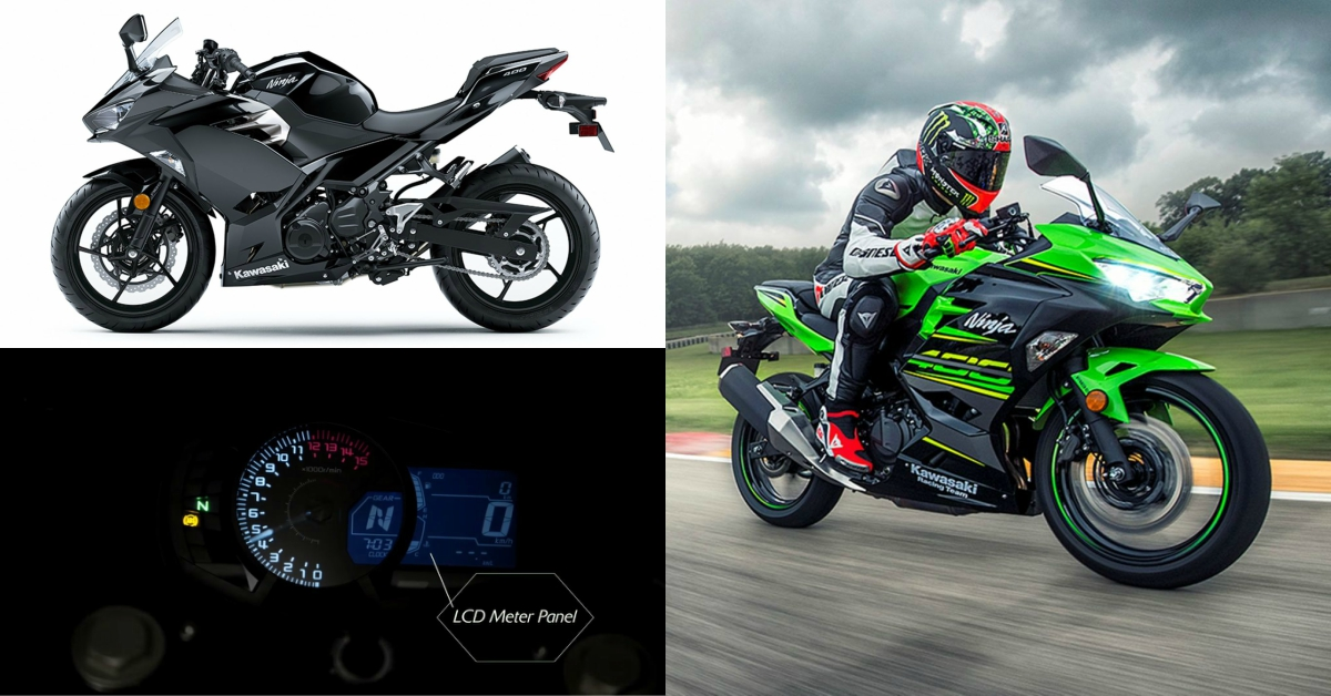 2018 Kawasaki Ninja 400 Images Features Tech Specs And All You
