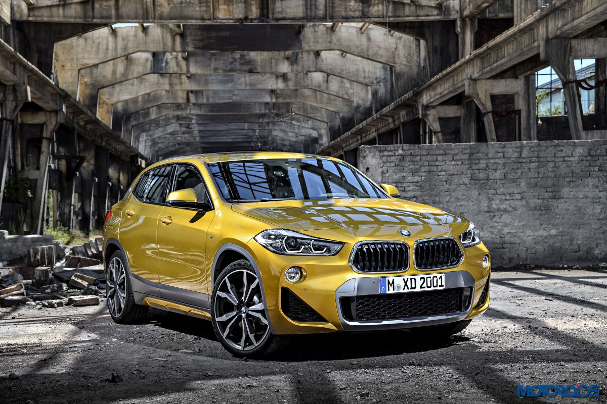 new bmw x2 images details features tech specs and all you need to know motoroids. Black Bedroom Furniture Sets. Home Design Ideas