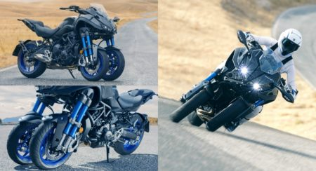 New Yamaha NIKEN Leaning Multi-Wheeler - Feature Image (1)