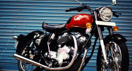 Royal Enfield Based Carberry Double Barrel 1000 (2)