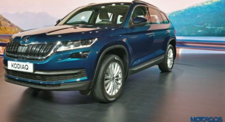 Skoda Kodiaq India Price, Features, Images, Tech Specs, Variants And All The Details