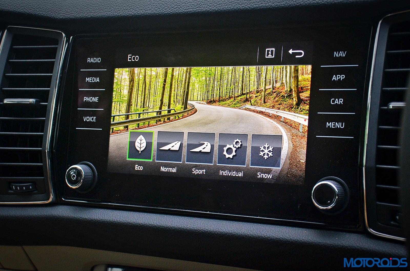 Skoda-Kodiaq-driving-modes