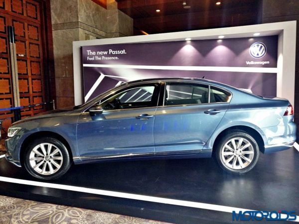 Volkswagen Passat India Launch (35)