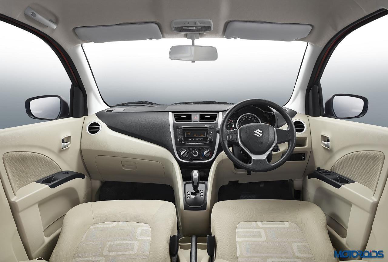 New 2017 Maruti Suzuki Celerio Facelift Launched Price Images