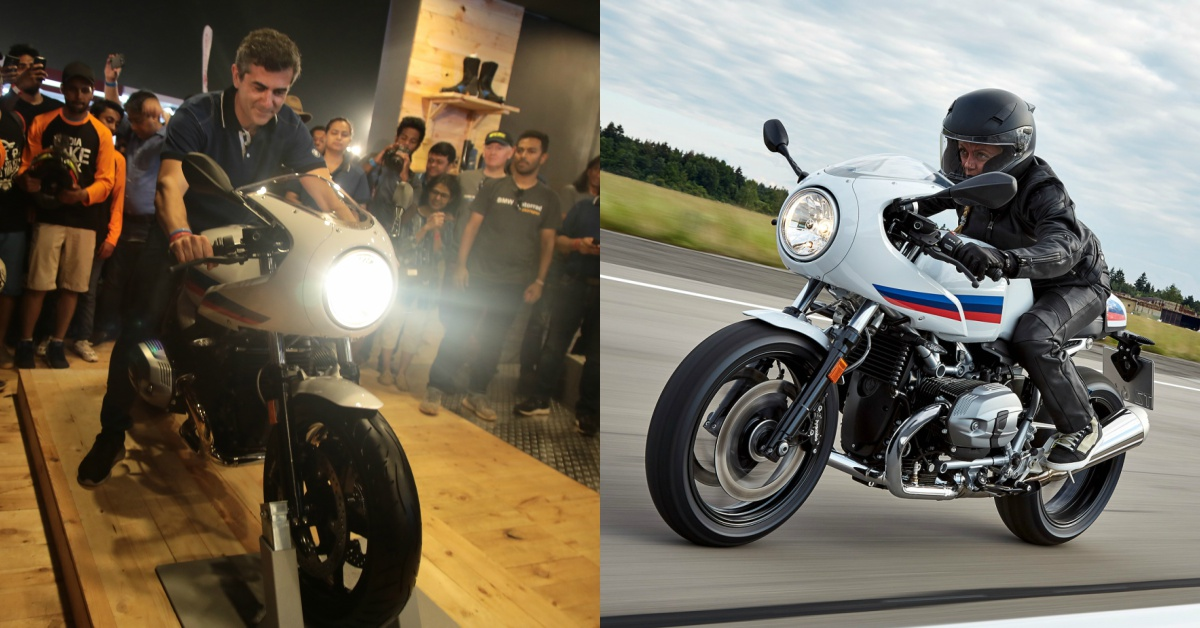 New BMW R nineT Racer India Launch Details, Images, Features