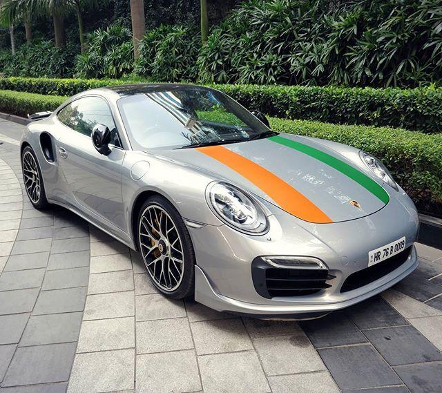 Cricketer Dinesh Karthik Gets Himself A Porsche 911 Turbo