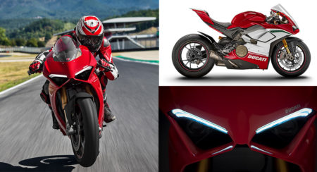 Ducati Panigale-V4 Range - Feature Image
