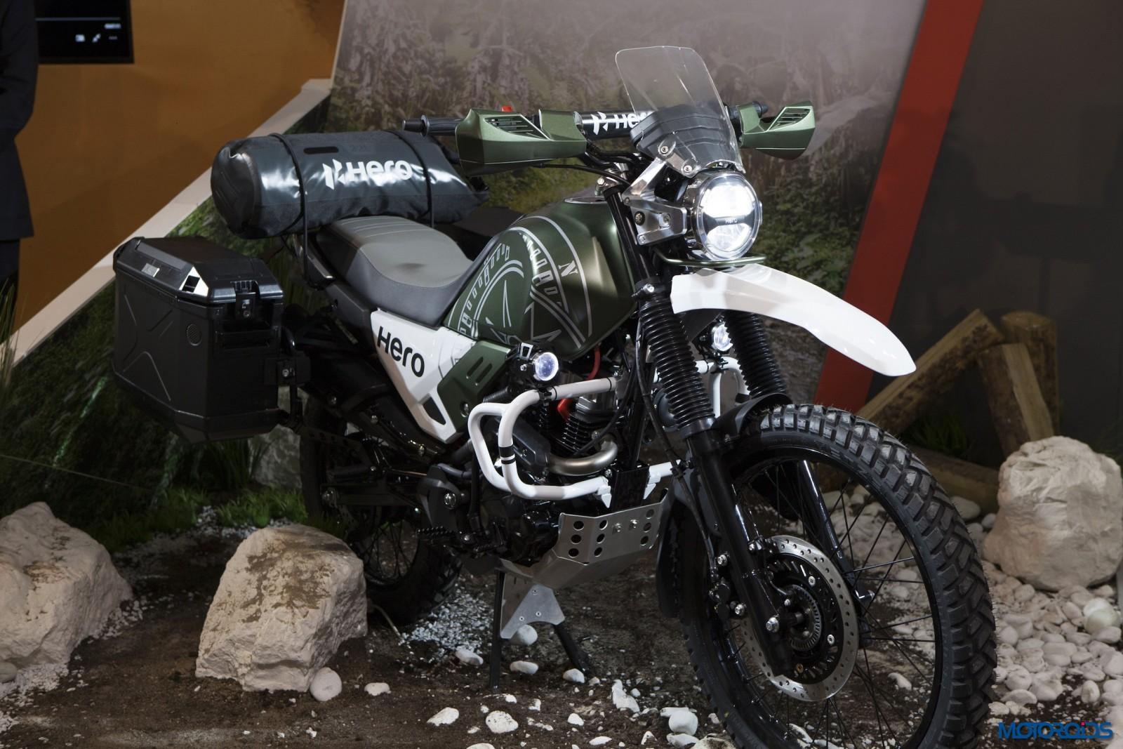 Image result for hero motocorp xpulse