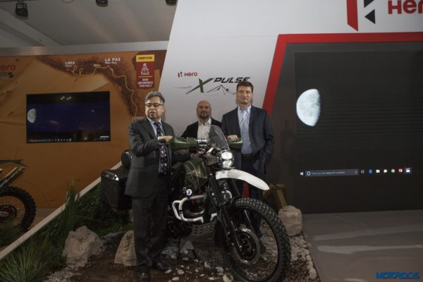 Hero MotoCorp Upcoming Off Road Motorcycle EICMA 2017