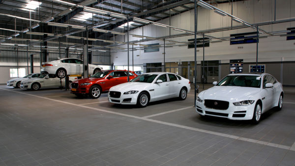 Jaguar Land Rover India Expands Network With New 3s Facility In Vijayawada (1)