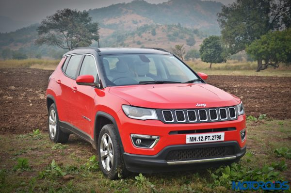 Jeep Compass Petrol 1.4 AT front (1)