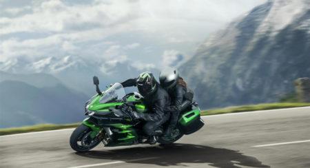 Kawasaki Ninja H2 SX SE Sports Tourer (16)